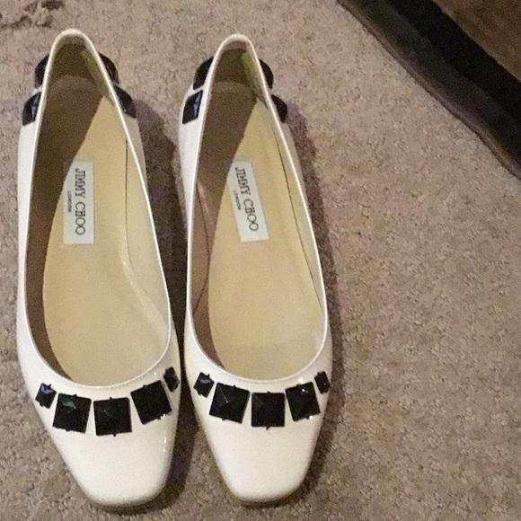 8284f3c88061 Jimmy Choo Shoes - Jimmy Choo Watson Flats 39
